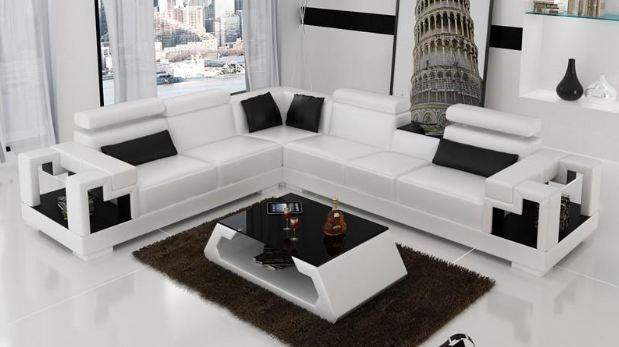 Bộ bàn ghế sofa cho phòng khách hiện đại